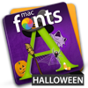 macFonts Halloween