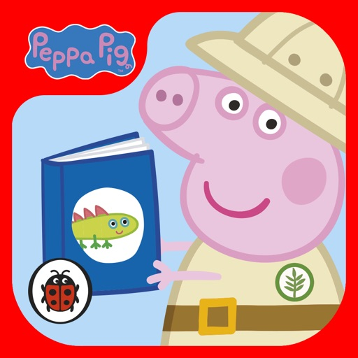 Peppa Pig Goes Around the World