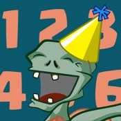 Numbers Zombie - Learn Numbers Game for kids