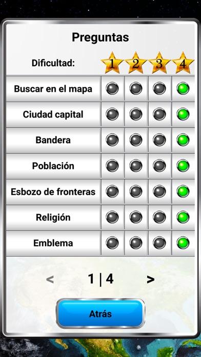 Geografa Mundial  Juego de preguntas en App Store