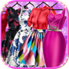 YALI LIU - Fashion movie star - princess dress up girl games artwork