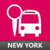NYC Bus Checker - Live Bus Times for New York City