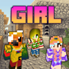 Girl Skins - Beautiful Skins for Minecraft Edition