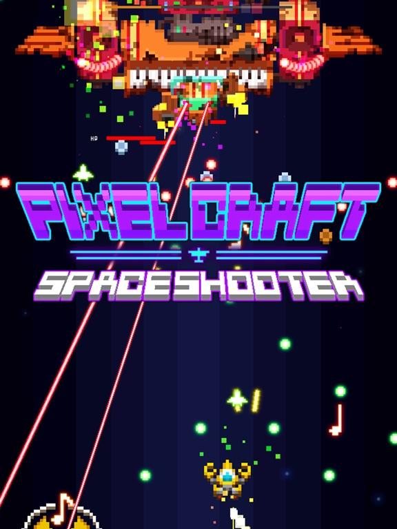 Игра Pixel Craft - Space Shooter