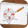 Easy to Draw Flowers