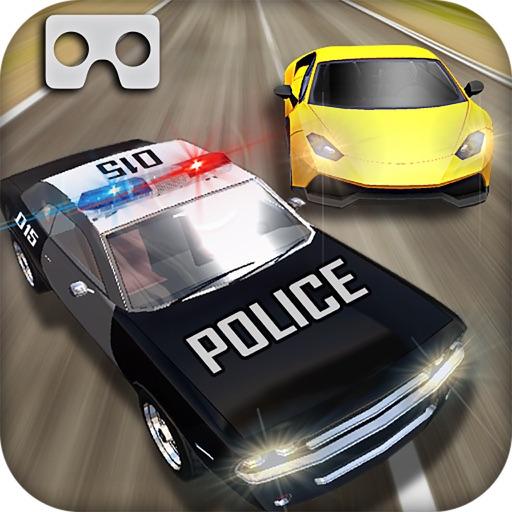 VR Highway Police Gangster Pursuit 2017