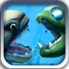 Zeos Callin - GIANT OCEAN MONSTER - FEED AND GROW FISH  artwork