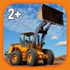 Big Trucks und Baumaschinen Puzzle für Kinder