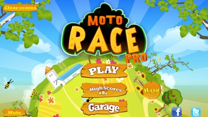 Screenshot #1 pour Moto Race Pro