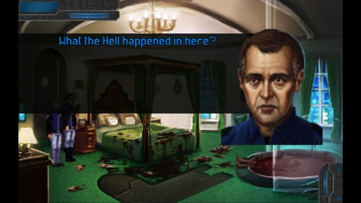 Technobabylon Screenshots