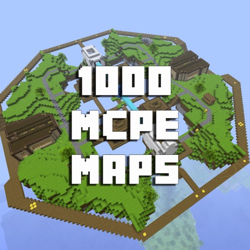 mcpe iphone x map