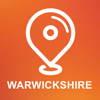 Warwickshire, UK - Offline Car GPS App