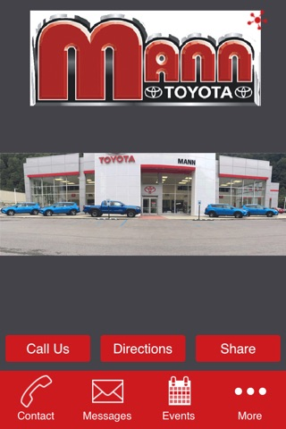 Mann Toyota screenshot 1