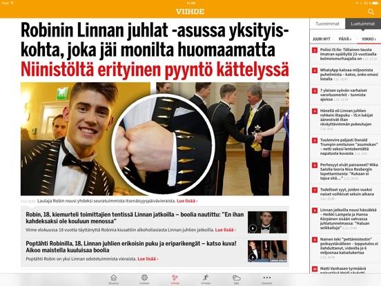 Ilta-Sanomat on the App Store
