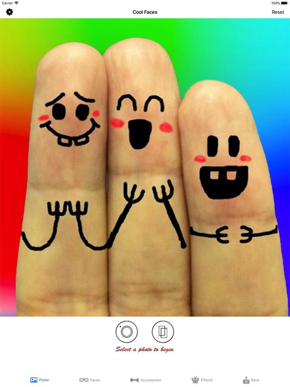 Finger Faces截图1