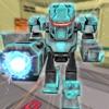 Mech Robot Futuristic Battle