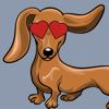 Weinermoji - Dachshund Emoji & Stickers Icon