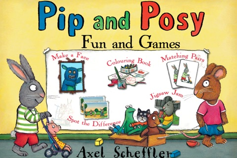 Pip and Posy: Fun and Games screenshot 1