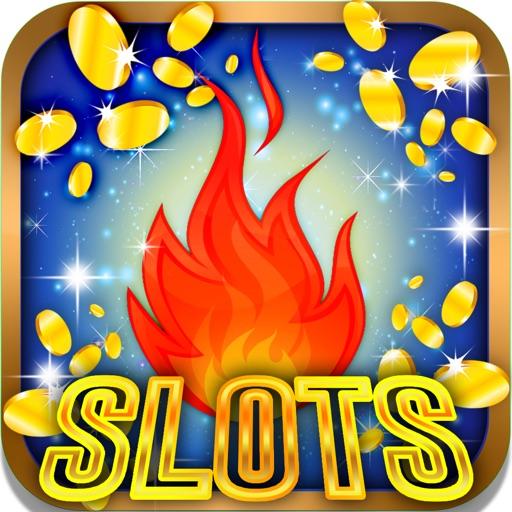 Just Fire Slot:Be the lucky fireman iOS App