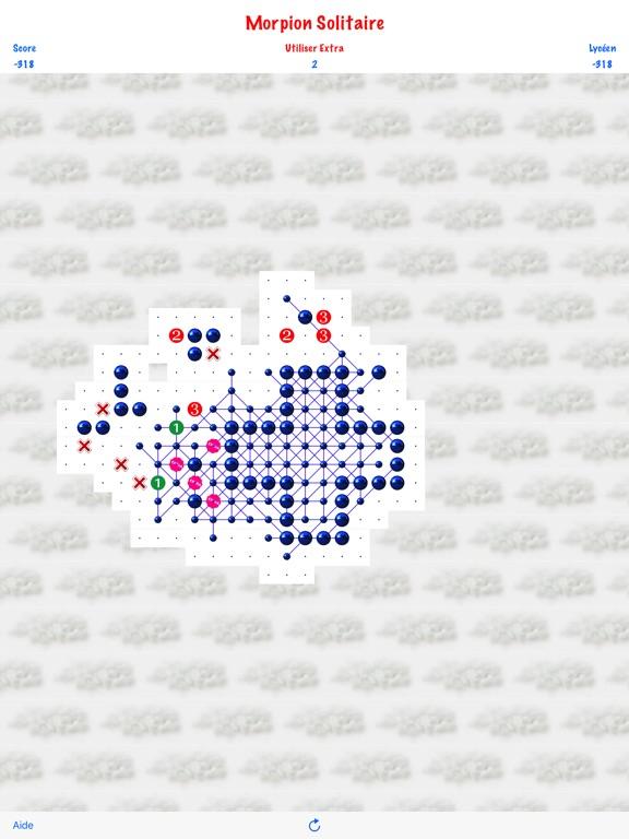 Morpion Solitaire screenshot 9