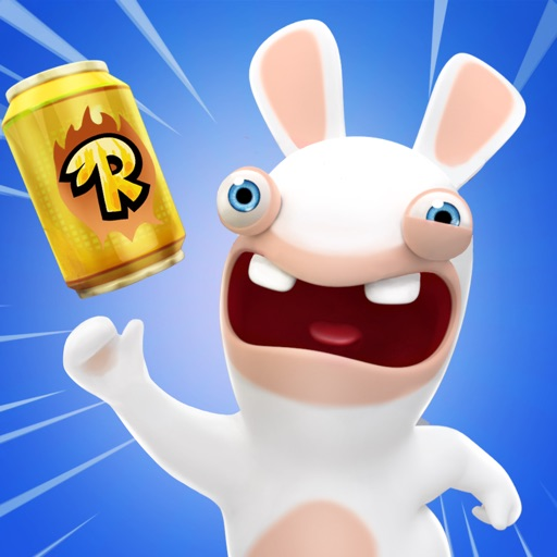 Rabbids Crazy Rush app for ipad