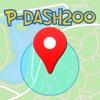 3タップで居場所を特定P-Dash200 - 非チート系サーチマップ for PokemonGO