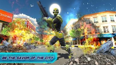 ロボットギャングマフィア - リアルロボットアクションゲームファイティングゲームのスクリーンショット3