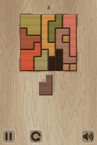 Big Wood Puzzle screenshot 4