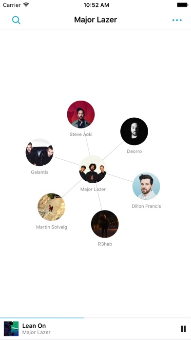 Discovr - discover the world of music Screenshots