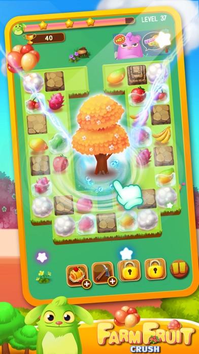 Farm Fruit Crush -Picture Matching gamesのスクリーンショット4