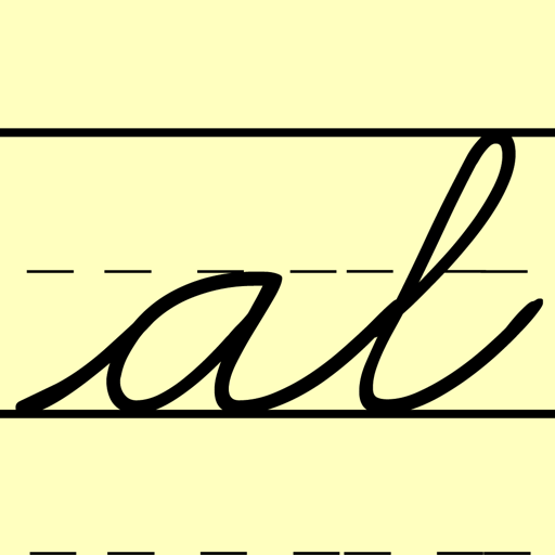 ZWriting for Zaner-Bloser Cursive Mac OS X