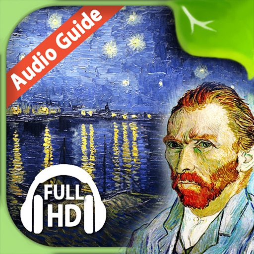 梵高画廊:Audio Guide – Van Gogh Gallery