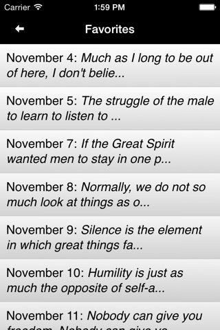Touchstones: Daily Meditations for Men in Recovery screenshot 4