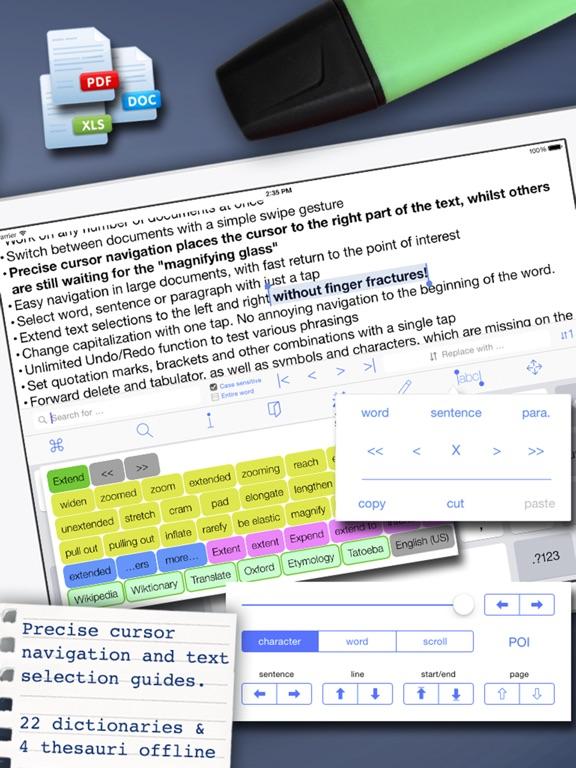 Textkraft Professional Screenshots