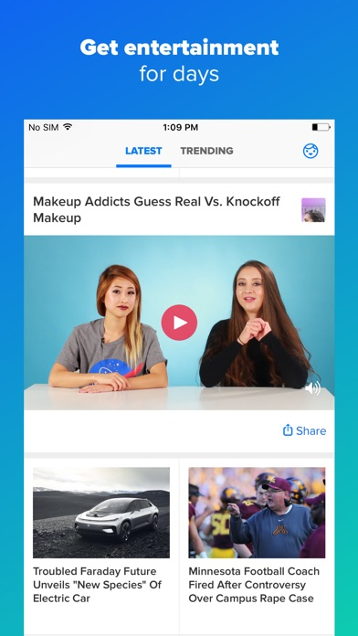 download BuzzFeed apps 2