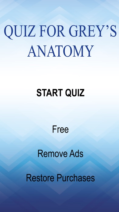 Personality Quiz for Grey's Anatomy App Download - Android APK