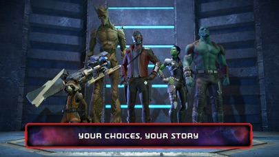 Guardians of the Galaxy TTG screenshot 2