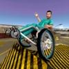 Amazing Wheelchair real stunts