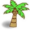 椰子貼紙包!