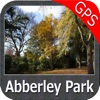Abberley National Park GPS charts Navigator