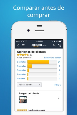 Amazon – Shopping made easy screenshot 3