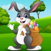 Easter Games Candy - match 3 for cute bunny hop