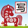 写汉字宝典-配小学语文教材生字表