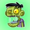 Веселые Зомби Стикеры