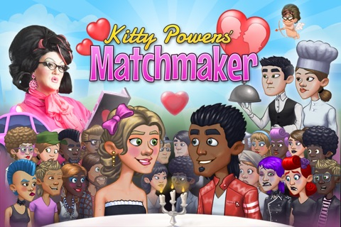Kitty Powers' Matchmaker screenshot 1
