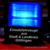 Blaulicht Bilder LK Göttingen