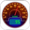 Speedometer Speed Limit Box