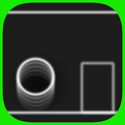 Gravity Touch iOS App