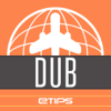 Dublin Travel Guide and Offline City Map & Metro