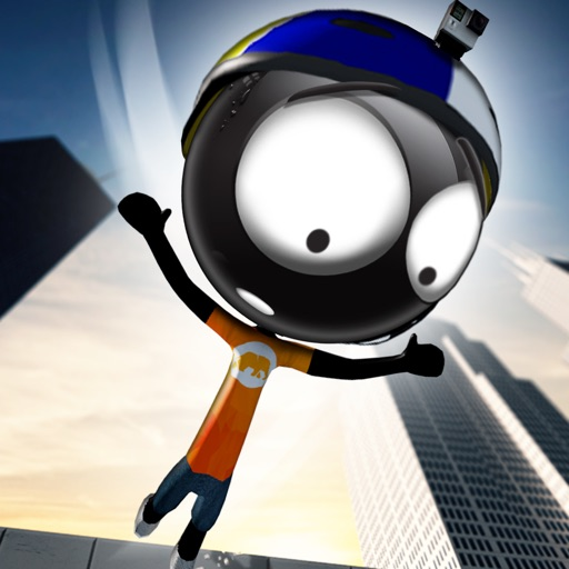 火柴人跳楼2:Stickman Base Jumper 2